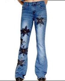 女士牛仔裤-003