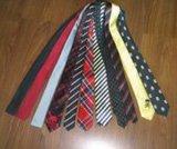 真絲針織領帶