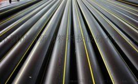 天然气输送管道PE燃气管厂家 PE燃气管
