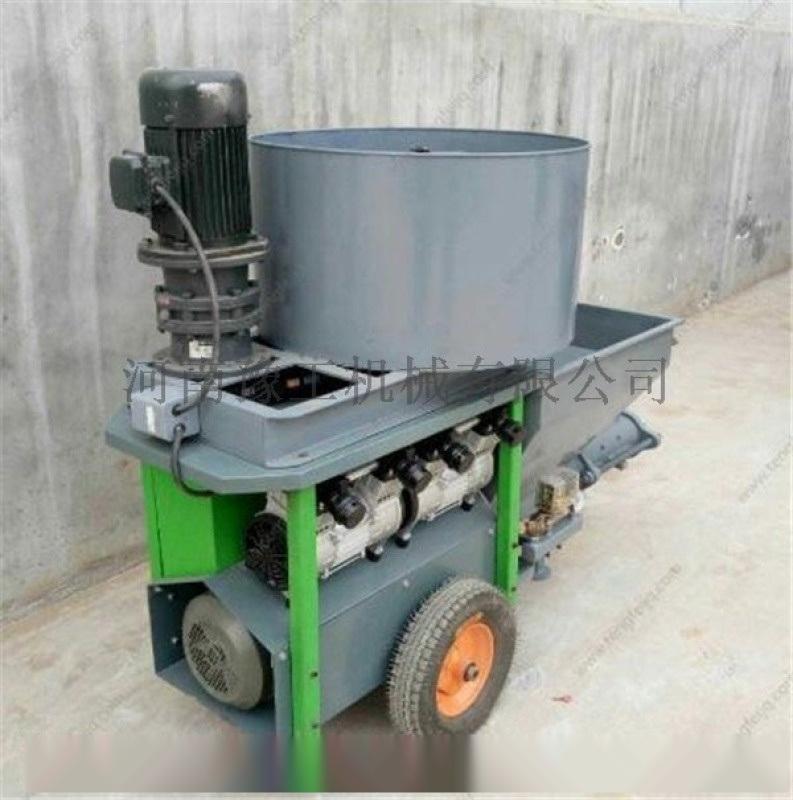 三亚市广西桂林石膏砂浆喷涂机