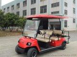 六座高尔夫观光车六座电动车(可租售)