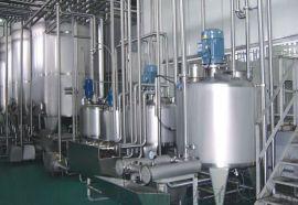 UHT无菌高温灭菌奶生产线