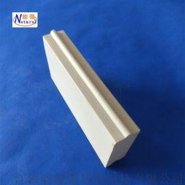 凹凸耐酸砖 江西能强弧形耐酸砖 干燥塔吸收塔内衬