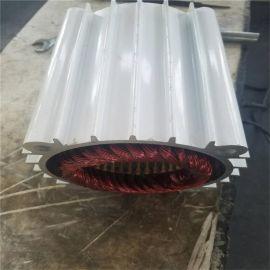 稀土永磁交流发电机三相纯铜线圈低速直驱永磁水力发电机