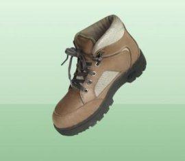 休闲男式登山发热保暖靴
