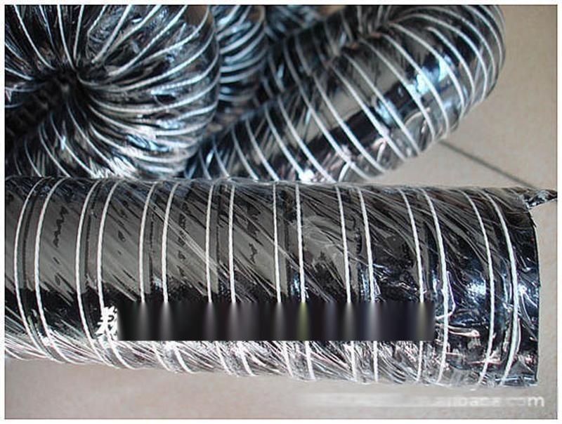 除湿干燥机通风软管,耐高温硅胶软管,红色高温风管25-45mm