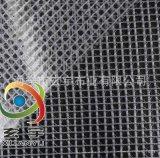 厂家直供0.3mm厚度防尘防雨环保PVC透明夹网布