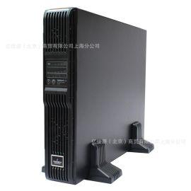 艾默生(EMERSON)UHA1R-0020 2KVA/1.8KW机架式UPS电源 内置电池