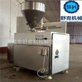 三鮮腸灌裝機器 全自動液壓灌腸機 燒雞風味腸灌裝設備