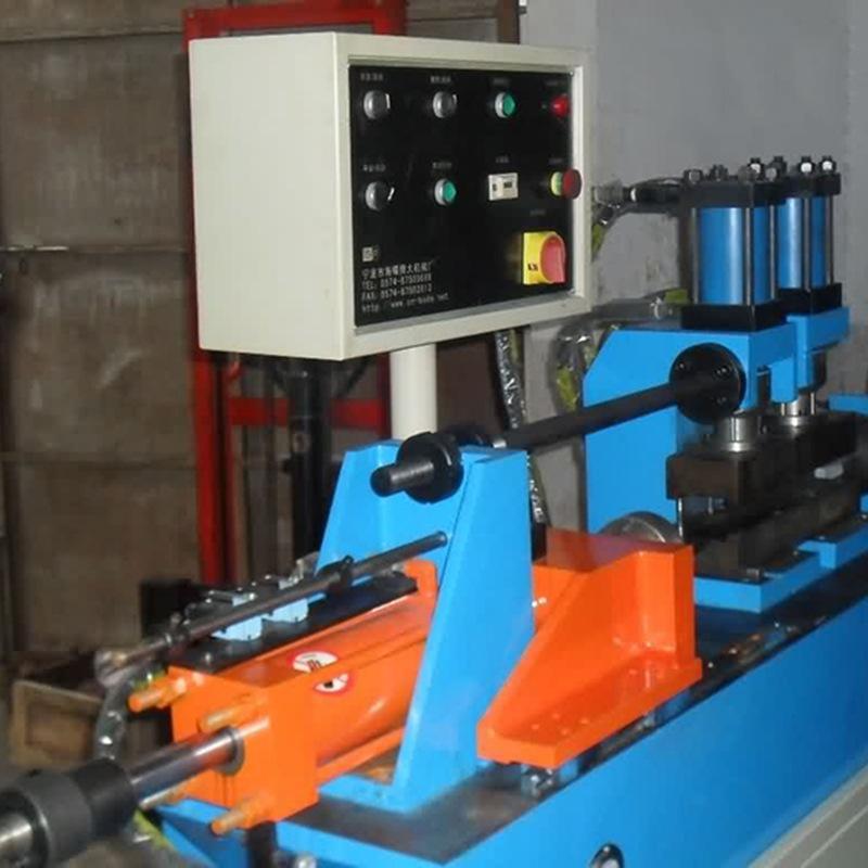 全自动缩管机 PM-60NC单头自动液压缩管机