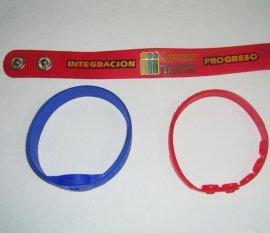 硅橡胶手环
