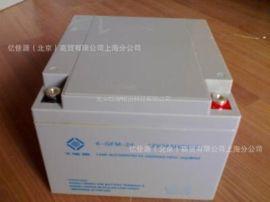 太阳神6-GFM-24 12V24AH 直流屏UPS/EPS电源 铅酸免维护蓄电池