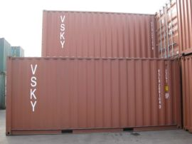 海运集装箱(20GP,20HQ,40GP,40HQ,45HQ)