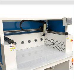 音响网布制品喷胶机,高强度雾化吸风除味自动喷胶机