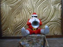 圣诞节装饰品批发落地摆件圣诞老人价格圣诞老人生产厂家