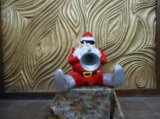 耶誕節裝飾品批發落地擺件聖誕老人價格聖誕老人生產廠家