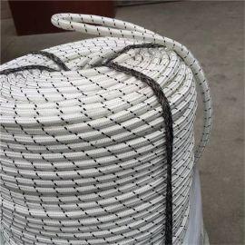 电力牵引绳,电力施工吊绳,双扣绳蚕丝绳