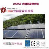 佳潔牌JJ-1KDY1000W太陽能發電系統