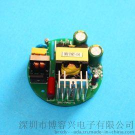 深圳厂家直销E40 60wLED玉米灯电源 高效率散热性好高PF恒流驱动电源质保三年