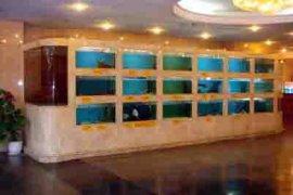 海鲜池公司供应酒店海鲜池,大理石包边玻璃海鲜鱼缸定做,不锈钢支架海鲜制冷鱼池公司专业定做