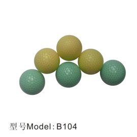 高尔夫水晶球  型号:B104