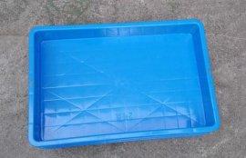 塑料筐 长方形塑料盒 高品质塑料方盘 绍兴2号浅盘