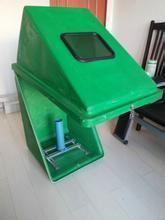 永源直销耐用玻璃钢仪表保温箱