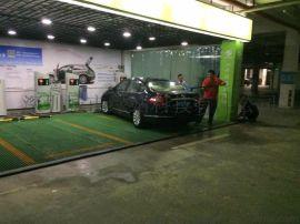 供应河南城市绿站自助洗车机