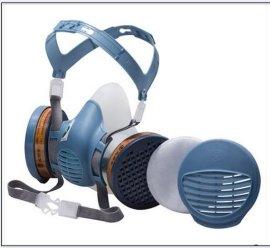 宝顺安M3401防毒面具喷漆  化工粉尘甲醛椰壳活性炭透气