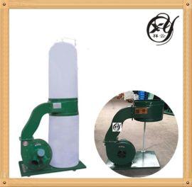 **移动式布袋除尘器 单机除尘器 木工吸尘器 单筒布袋集尘机