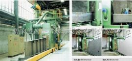 H型钢/型材抛丸除锈机