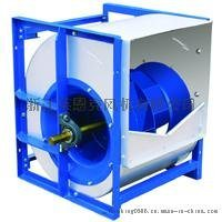 LKQ系列后向单板型离心风机暖通空调净化通风设备新镀锌板排风机