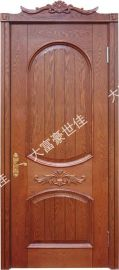 浙江重庆广州正定石家庄河北北京大富豪世佳原木门实木门复合门烤漆门护墙板