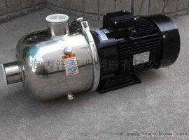 CHL 系列轻型卧式不锈钢多级离心泵