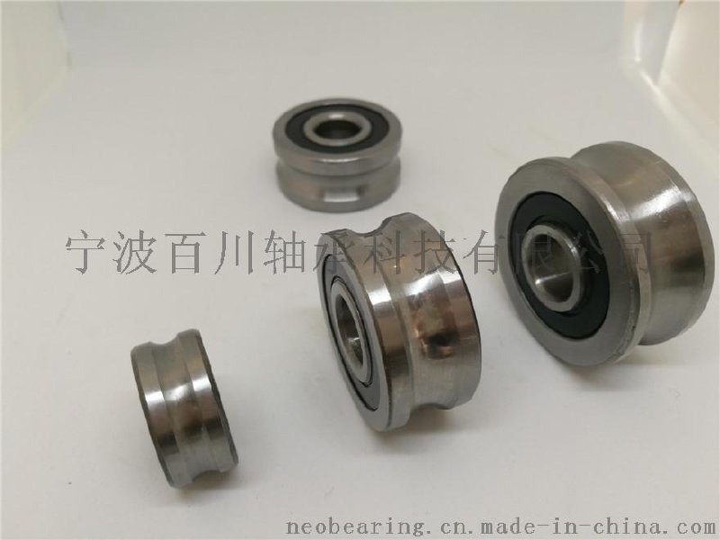 LFR50/5KDD精密圆弧槽导轨滚轮