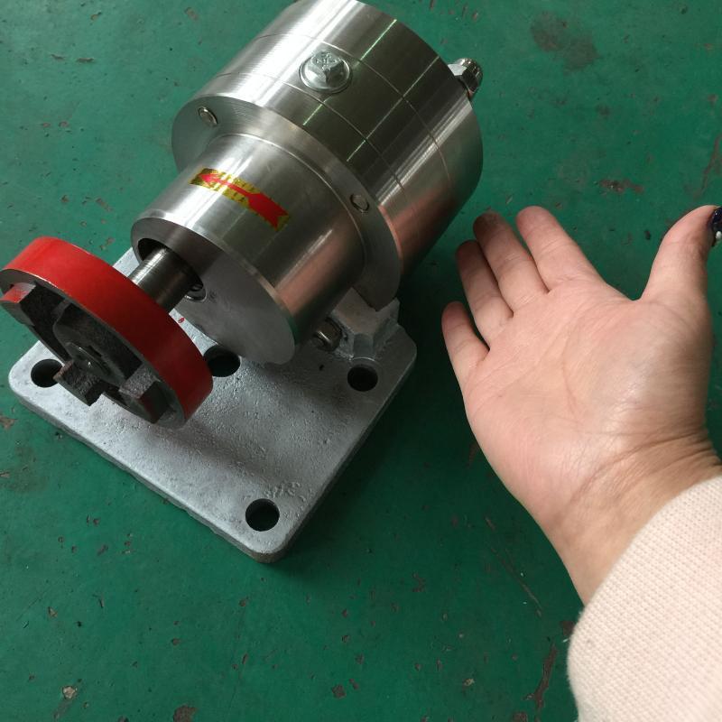 (泊泵)FCB4不鏽鋼齒輪泵