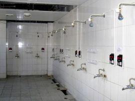 供应大学澡堂水控机 打卡冲凉控制系统 热泵节水控制器