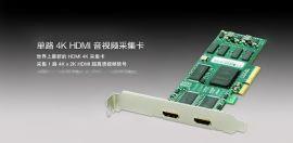 KC100H4K单路HDMI采集卡4K