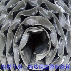 采暖管道节能减排型气垫隔热反对流层双层纳米气囊反射层