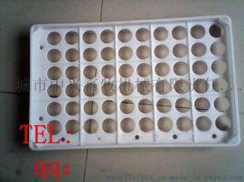 运输孵化托盘 鸭蛋托生产厂家 60枚鸡蛋托盘