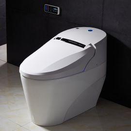 乐洁士313智能马桶高品质全自动遥控感应一体式智能坐便器座便器