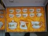 定做冰裂紋陶瓷茶具,新年套裝茶具定做