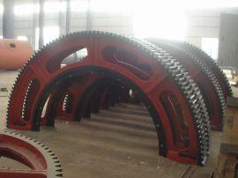 2.2米球磨机大齿轮