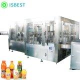 果汁饮料灌装机三合一体灌装机全自动灌装机等压式果汁饮料灌装机