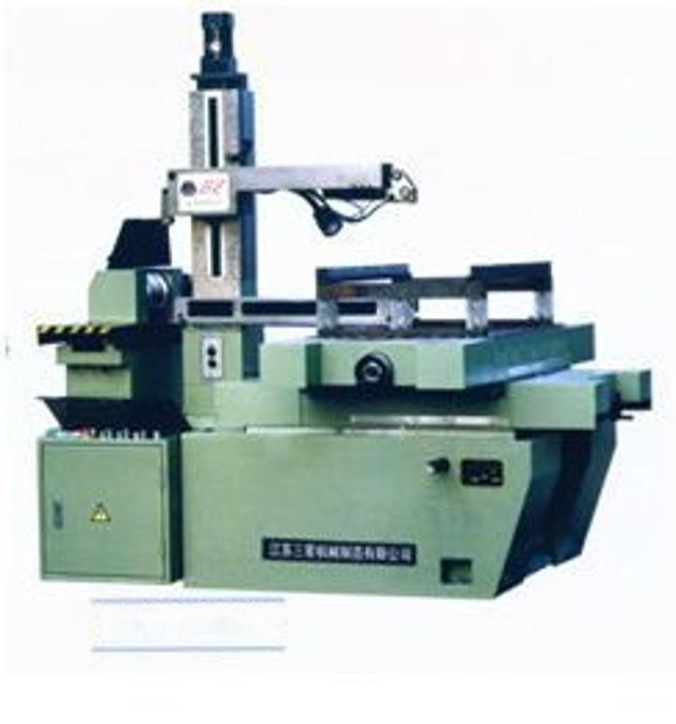 安徽銷售 三星線切割機牀DK7750 單板控制