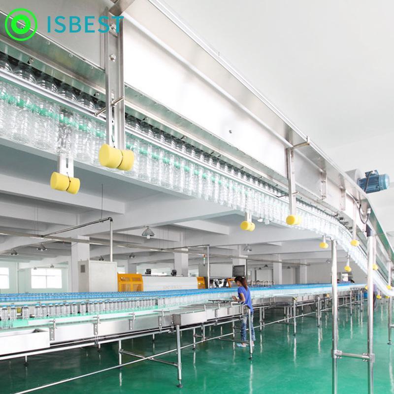 饮料输送生产线 自动化生产线设备 滚筒输送机