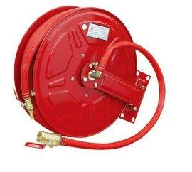 消防软管卷盘 25米消防软管卷盘