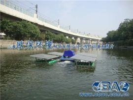 上海欧保三款备受用户青睐的河道增氧曝气机
