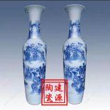 景德镇青花瓷陶瓷大花瓶