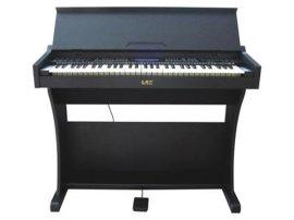 美科小型电子钢琴 MK-985 钢琴键盘 USB/MP3播放